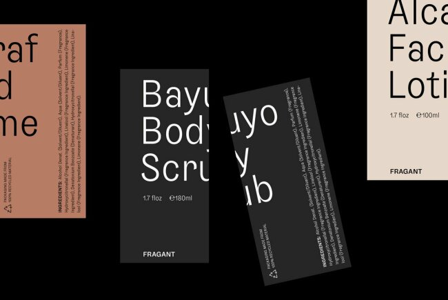 Sombra: An Organic Grotesque Sans Serif Family From TypeMates