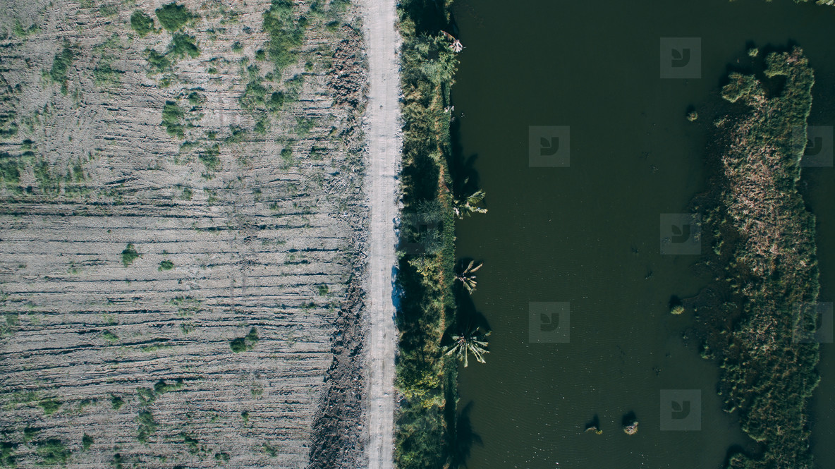 Drone Terrain   Water Photo 2