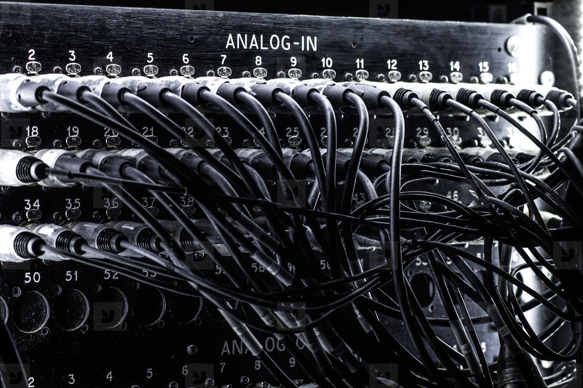 Music Studio Cables