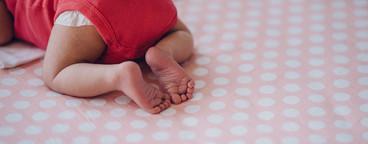 Baby Feet   Bum