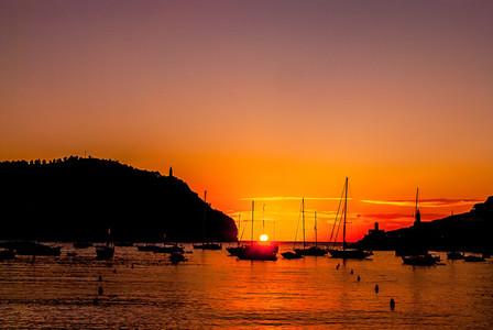 Spain harbour