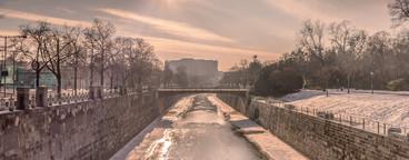 Winter in vienna