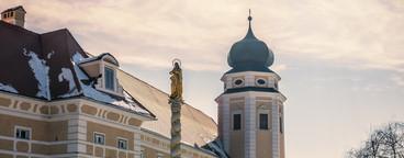 Winter monastery
