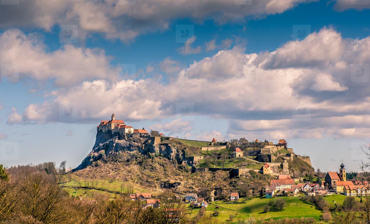 Old castle Austria