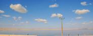 Agypt Qarun lake