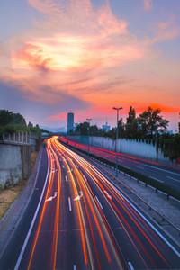 Vienna highway