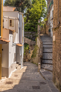 Streets of sorrent   italy