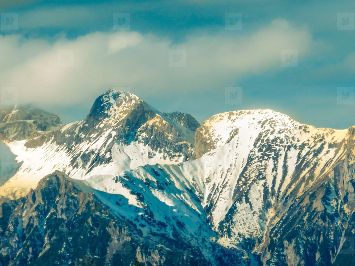 Mountains   Schladming   Styria