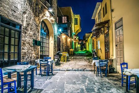 Rhodos city