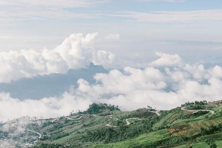 Phu Tub Berk hill  Thailand