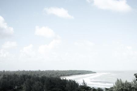 Samila beach at Songkhla