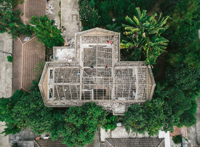 Bangkok Renovation via Drone