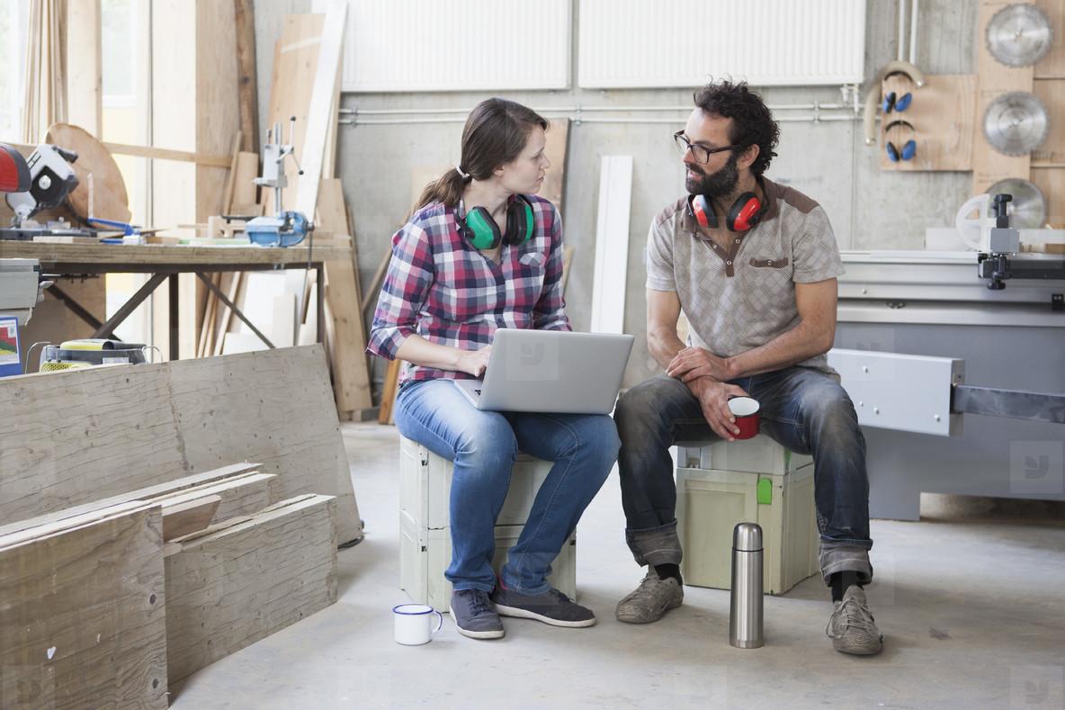 Carpentry Workshop  38