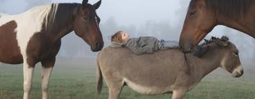 A Girl On A Farm  04