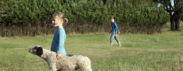 A Girl On A Farm  07