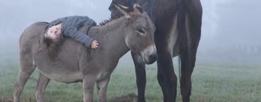 A Girl On A Farm  08
