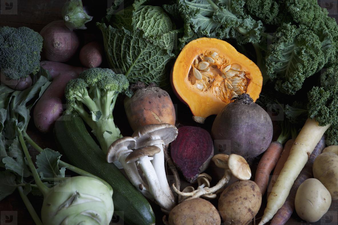 Fresh Food Rustic Remix  03
