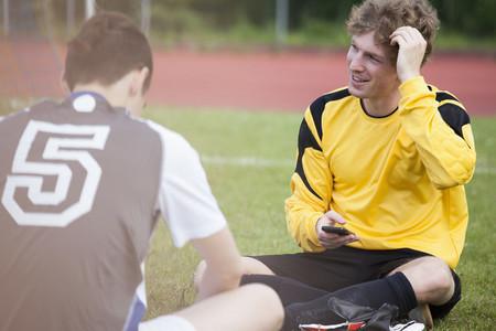 Soccer Scenes 06