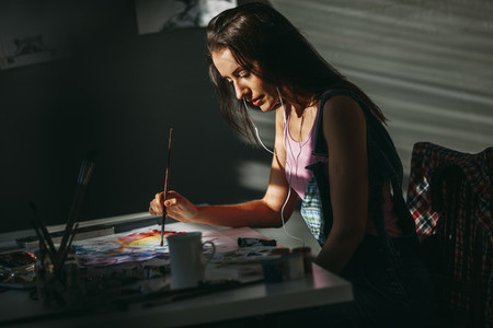 The Artist 08