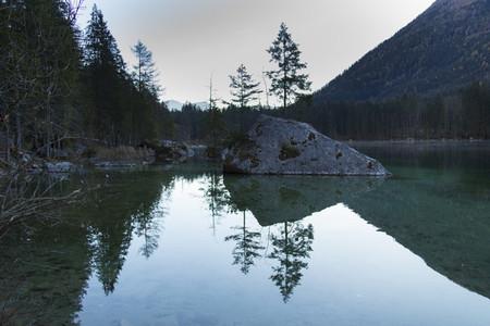 Mountain Lake  06