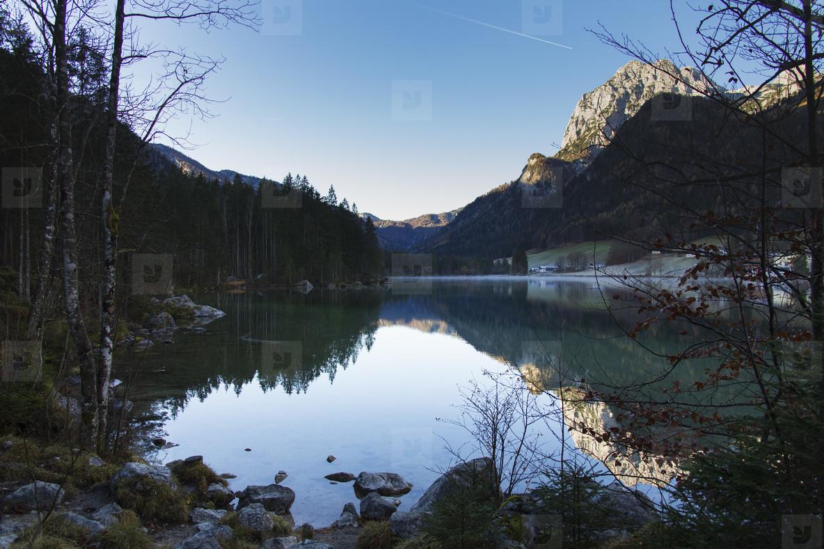 Mountain Lake  08