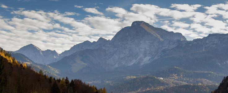 Mountain Lake 12
