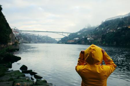 Rainy Day in Porto