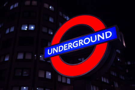 London Underground Sign