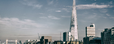 Shard Skyline in London