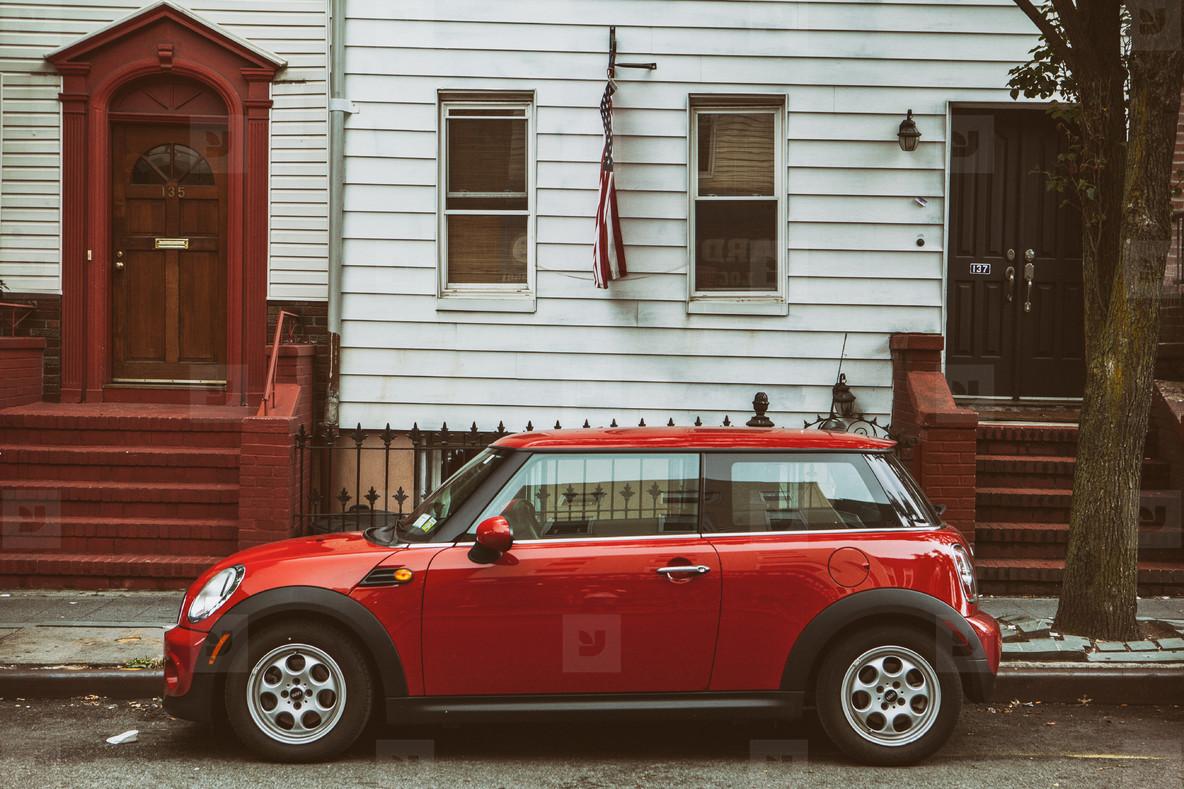 Mini In Brooklyn