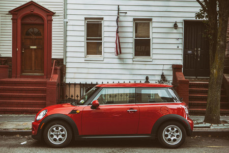 Mini In Brooklyn