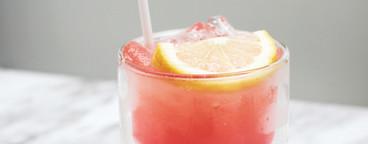 Refreshing cool summer drink