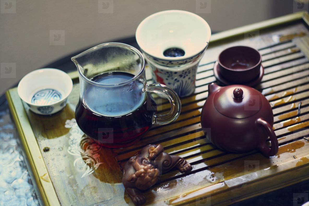 Making coffee  01