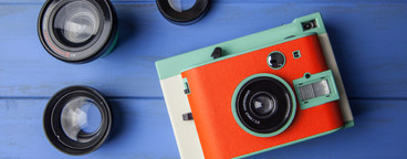 Retro Camera   Lenses
