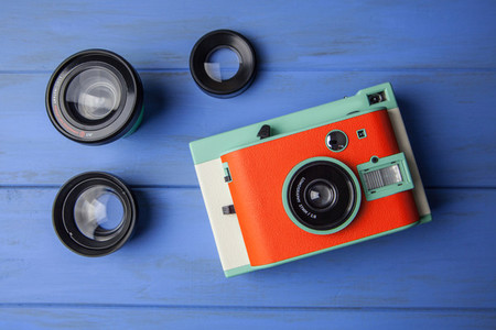 Retro Camera   Lenses