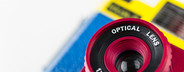 Retro Camera Closeup