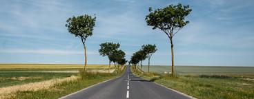 Roads of France