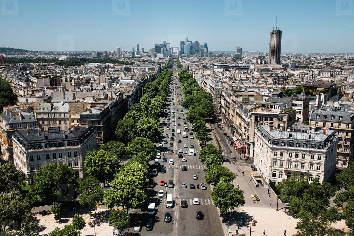 Modern Paris