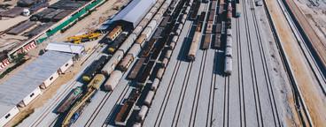 Railway Terminal Grid 8