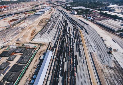 Railway Terminal Grid 6