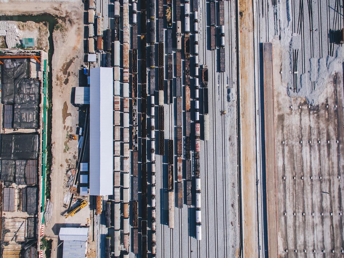 Railway Terminal Grid 4