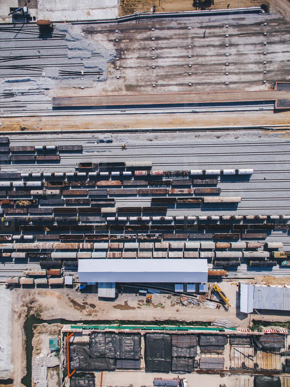 Railway Terminal Grid 3