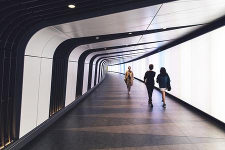 Tunnel in London