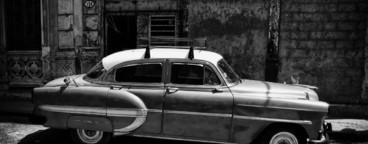 Classic car in Havana  Cuba