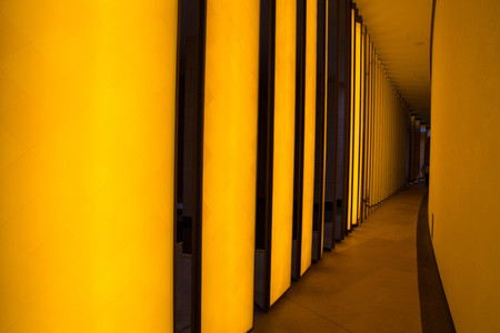 Yellow Architecture