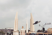 The Democracy Monument