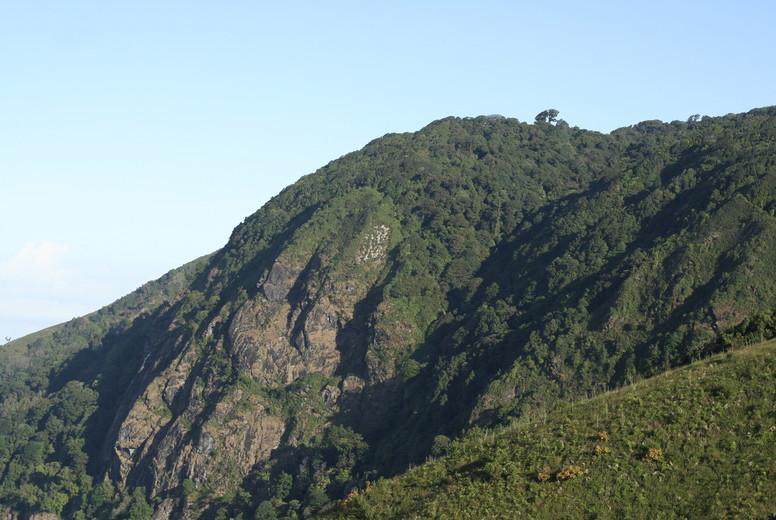 Mountain view  Thailand