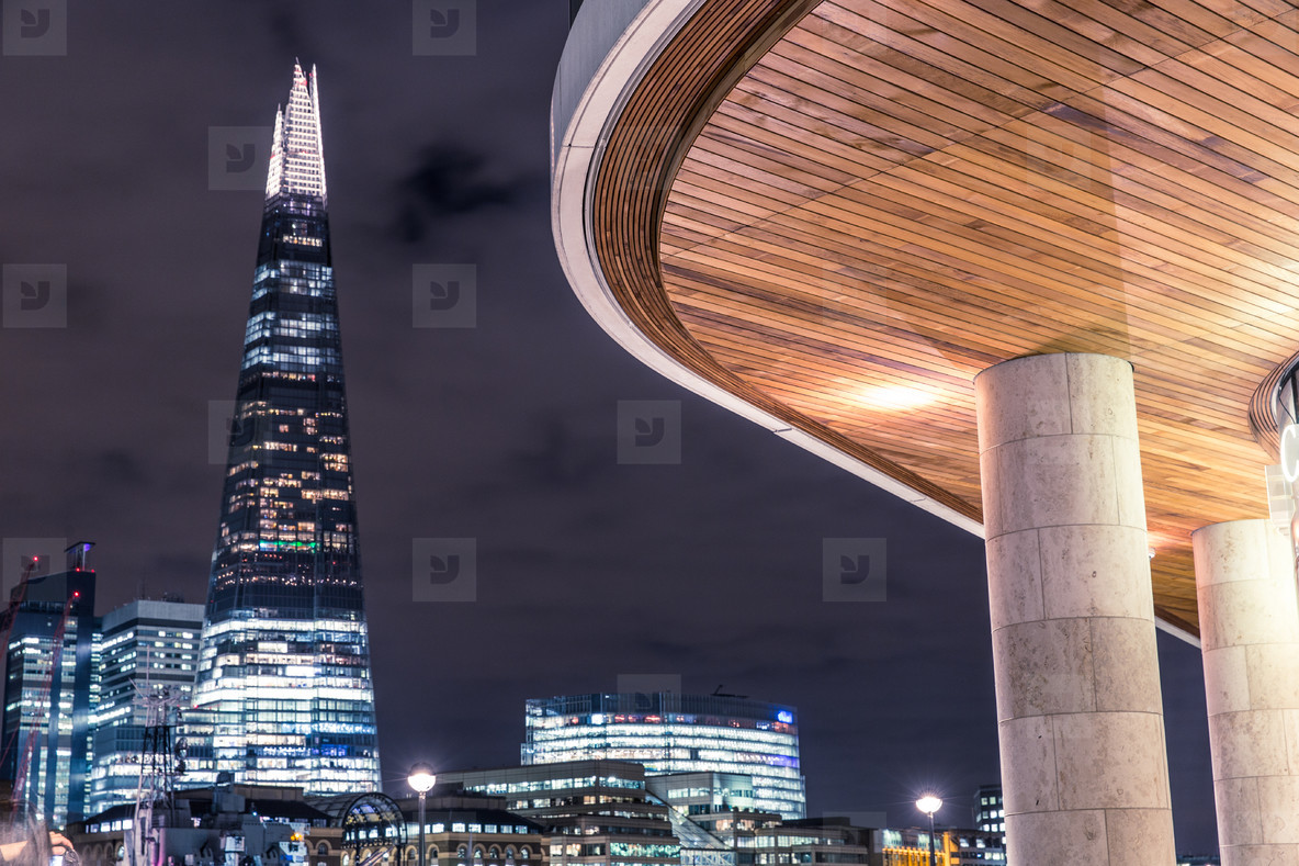 Shard View  London