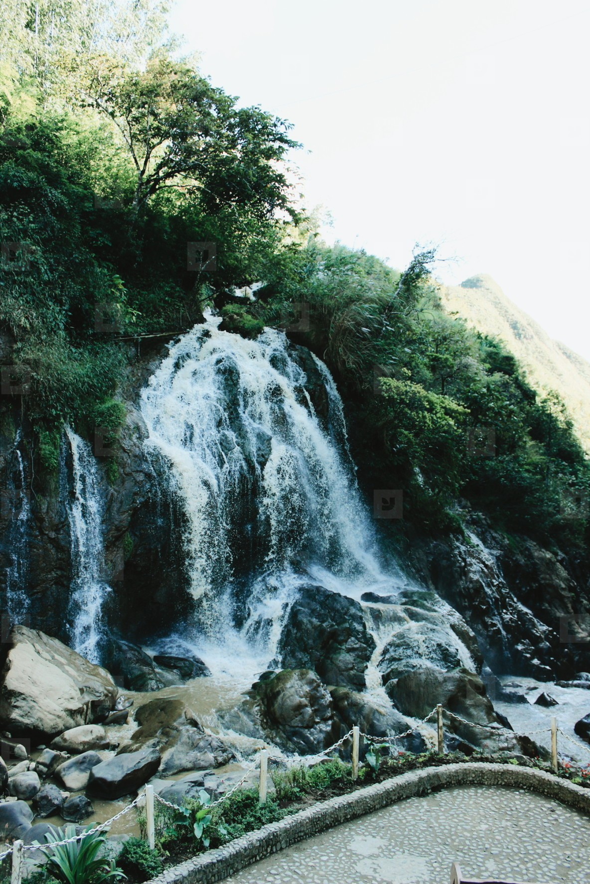 Waterfall  Vietnam