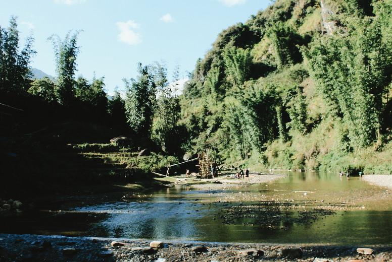 Waterfall  Vietnam  02